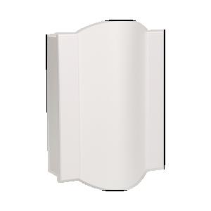 Dzwonek elektromechaniczny dwutonowy TON COLOR 230V, biały