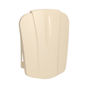 Dzwonek elektromechaniczny dwutonowy 230V, beżowy