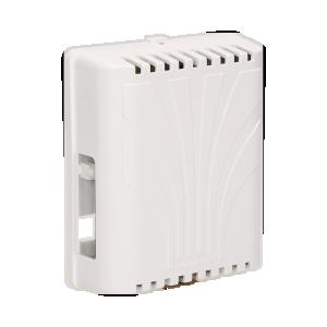 Dzwonek elektromechaniczny dwutonowy PLUS 8V, biały