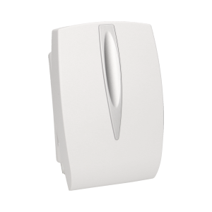 Dzwonek elektromechaniczny dwutonowy 230V, biały