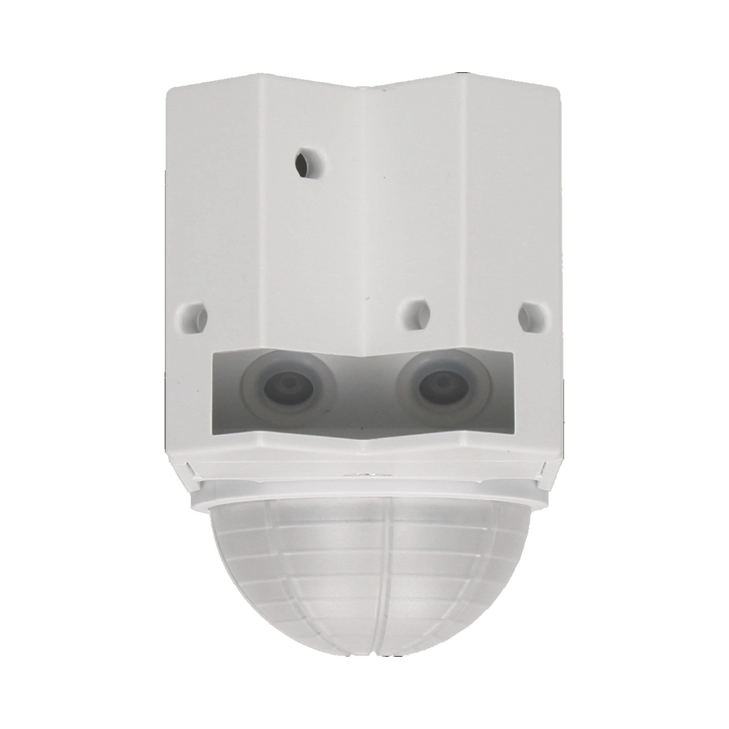CR-203 Sensore Movimento 360/° 10-1200 W Montaggio a soffitto a infrarossi a incasso Bianco 207 nero ORNO OR