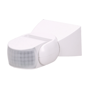 Adjustable PIR motion sensor 360°/180°, IP65