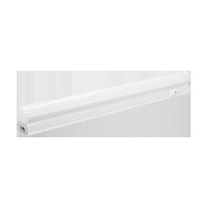 NOTUS LED 4W, oprawa liniowa podszafkowa, 360lm, 4000K, wtyk 2-pinowy, układ przelotowych złącz, wyłącznik ON/OFF
