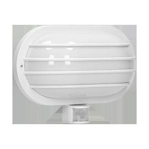 Oprawa SOLANO z czujnikiem ruchu 180°, biała
