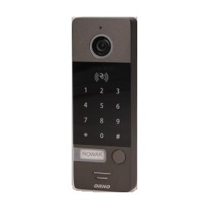 Wideo kaseta wandaloodporna z kamerą i szyfratorem