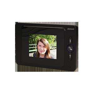Wideo monitor bezsłuchawkowy 4