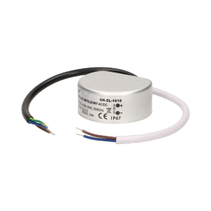 Zasilacz do LED do puszki 12VDC 10W, IP67