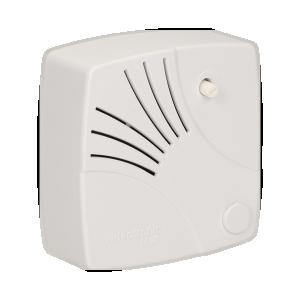 Dzwonek Sonic 230V, biały