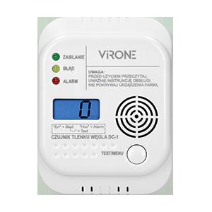 CO-Detektor, batteriebetrieben