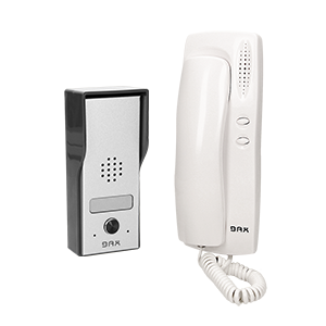 Single family doorphone, surface mounted, KOALA BAX