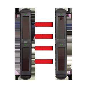 Solarer, 4-strahliger Infrarot-Strahlendetektor IR-Strahlsensor