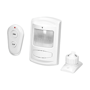Wireless alarm system with GSM module, MH