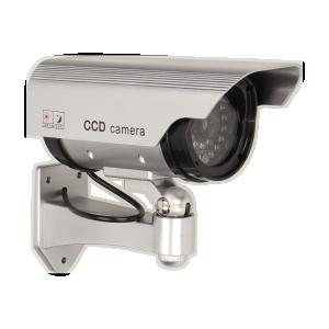 Überwachungskamera-Attrappe CCTV