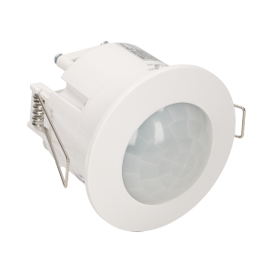 Flush mounted PIR motion sensor 360°