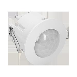 Czujnik ruchu podtynkowy 360°, IP20