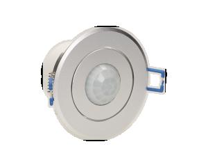 Adjustable flush mounted PIR motion sensor 360°