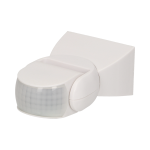 Adjustable PIR motion sensor 180°, IP65