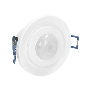 Adjustable flush mounted PIR motion sensor 360°