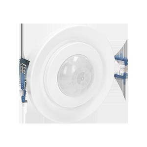 Czujnik ruchu podtynkowy z regulacją 360°, IP20