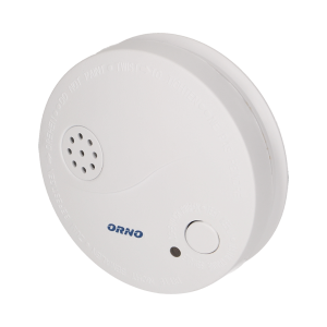 Battery operated smoke detector