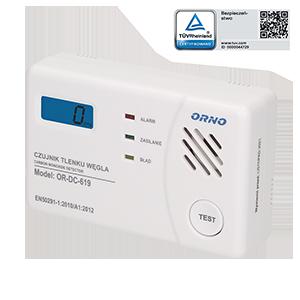 Sensor CO-Detektor, batteriebetrieben