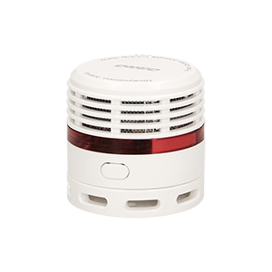 Smoke detector MINI with built-in lithium battery