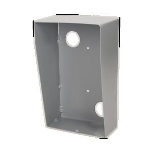 Protective rain cover for doorphones, FOSSA series