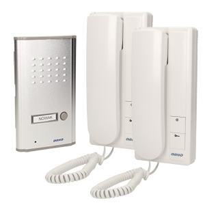 Single family doorphone, FOSSA INTERCOM