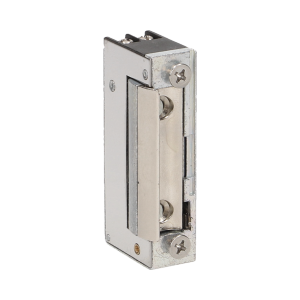 Elektrozaczep symetryczny z blokadą MINI, NISKOPRĄDOWY 280mA dla 12VDC