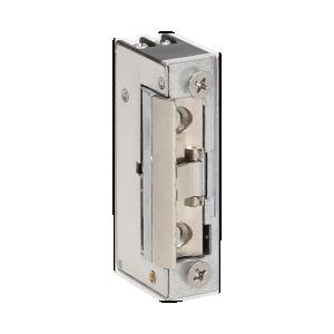 Elektrozaczep symetryczny z pamięcią MINI, NISKOPRĄDOWY 280mA dla 12VDC