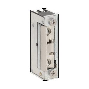 Elektrozaczep symetryczny z pamięcią i z blokadą MINI, NISKOPRĄDOWY 280mA dla 12VDC