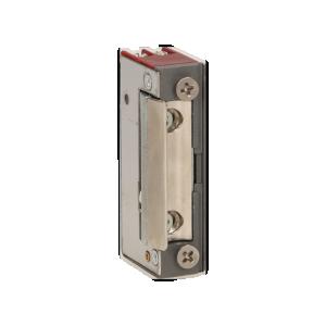 Elektrozaczep symetryczny rewersyjny MINI, NISKOPRĄDOWY 280mA dla 12VDC