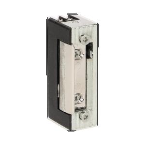 Elektrozaczep symetryczny z blokadą, NISKOPRĄDOWY 280mA dla 12VDC