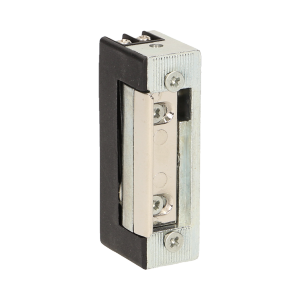 Elektrozaczep symetryczny bez pamięci, bez blokady, NISKOPRĄDOWY 280mA dla 12VDC