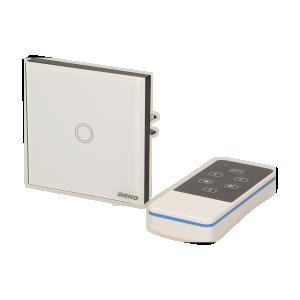 Funk Single-Touch-Lichtschalter mit Fernbedienung