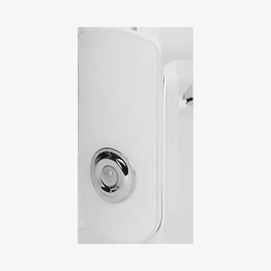 LED-Nachtlampe mit Bewegungsmelder 2in1