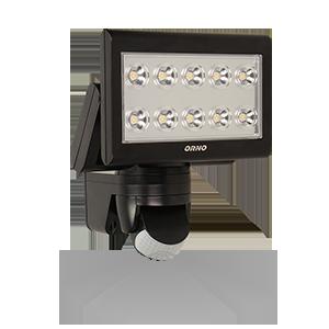 Naświetlacz SIROCCO LED z czujnikiem ruchu 180°