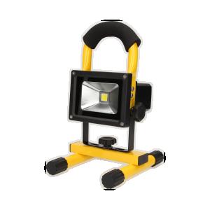 Tragbares Flutlicht mit Akku ROBOTIX 400lm
