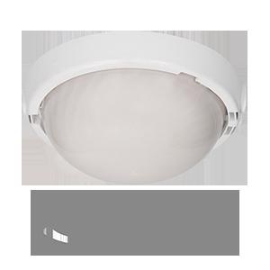 Oprawa AUTAN z czujnikiem ruchu 360°, poliwęglan, mleczny