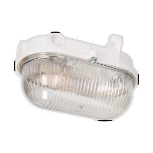 Oprawa oświetleniowa BURAN E27, poliwęglan bez osłony