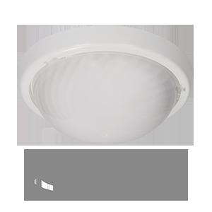 Oprawa FEN z czujnikiem ruchu 360°, poliwęglan, mleczny