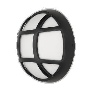 Oprawa ogrodowa RUBIN LED 8W, kratka