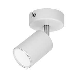 DOA SP 10 wall and ceiling light, GU10, max. 50W, IP20, white