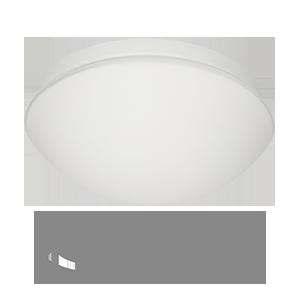 Plafond MARIN mit Mikrowellensensor 360 Grad, 60W