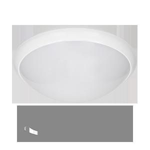 Plafon BREVA LED z mikrofalowym czujnikiem ruchu, 16W