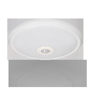 Plafon ZONDA LED 12W z czujnikiem ruchu 360°
