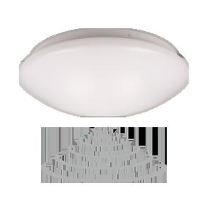 Plafon VEGA LED I z mikrofalowym czujnikiem ruchu, 18W