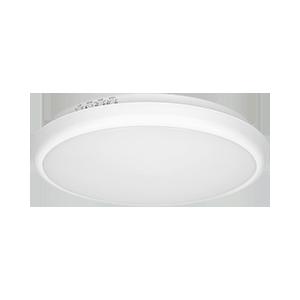 Plafon CERS LED z mikrofalowym czujnikiem ruchu, 16W