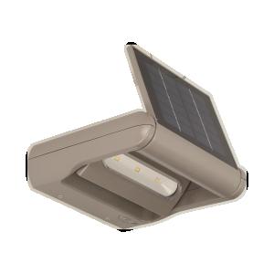 Lampa ogrodowa, solarna SILIA LED
