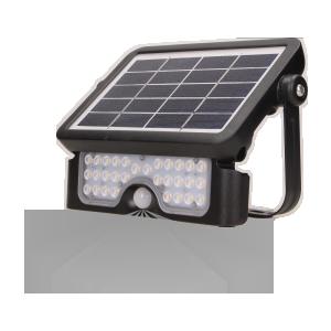 Naświetlacz solarny LUX LED z czujnikiem ruchu, 5W